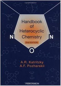 Handbook of Heterocyclic Chemistry, Second Edition free download