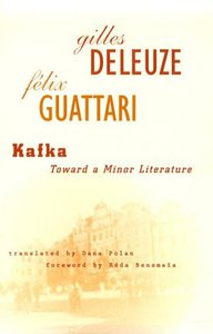 Kafka: Toward a Minor Literature (Theory and History of Literature) free download