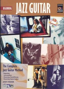 Complete Jazz Guitar Method: Beginning Jazz Guitar free download