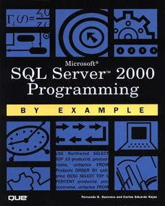 Microsoft SQL Server 2000 Programming free download