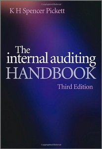 The Internal Auditing Handbook (Wiley Finance Series) By K. H. Spencer Pickett free download