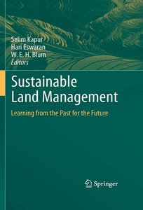 Sustainable Land Management: Learning from the Past for the Future free download