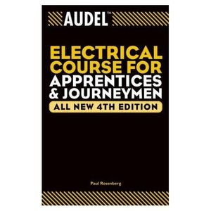 Audel Electrical Course for Apprentices and Journeymen free download