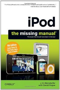 iPod: The Missing Manual free download