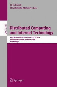 Distributed Computing and Internet Technology free download