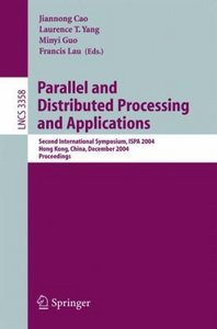 Parallel and Distributed Processing and Applications free download