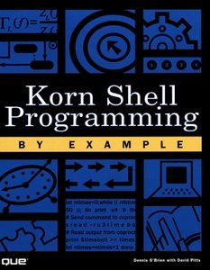 Korn Shell Programming by Example free download