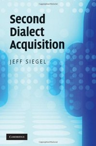 Second Dialect Acquisition free download