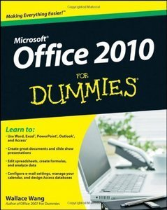 Office 2010 For Dummies free download