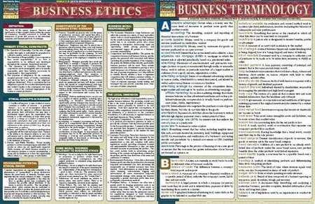 QuickStudy: Business (Ethics and Terminology) free download