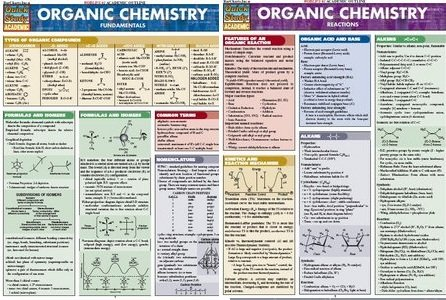 QuickStudy: Organic Chemistry (Fundamentals and Reactions) free download