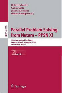 Parallel Problem Solving from Nature, PPSN XI free download