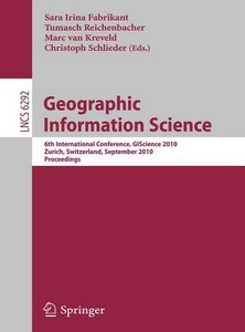 Geographic Information Science free download
