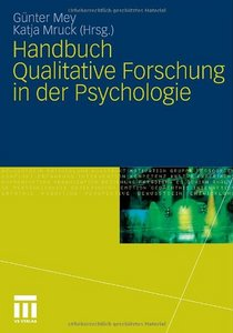 Handbuch Qualitative Forschung in der Psychologie free download