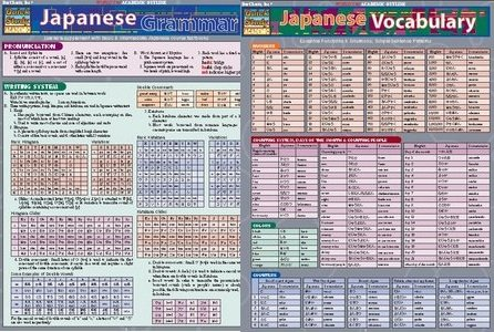 QuickStudy: Japanese (Grammar and Vocabulary) free download