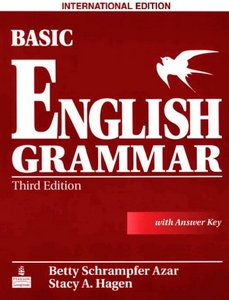 Basic English Grammar by Betty Azar, Third Edition