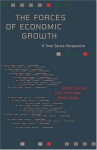 The Forces of Economic Growth: A Time Series Perspective free download