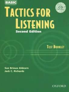 Basic Tactics for Listening (Test Booklet with Audio CD) - Free