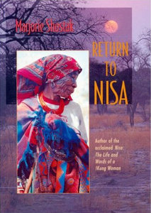 marjorie shostak: the life and words of nisa a kung women essay Nisa: the life and words of a kung woman by marjorie shostak in djvu, rtf, txt download e-book.