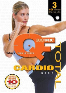 Quick Fix: Total Cardio Kick (Janis Saffell) free download