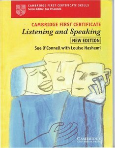 Cambridge First Certificate Listening and Speaking (WITH AUDIO) free download