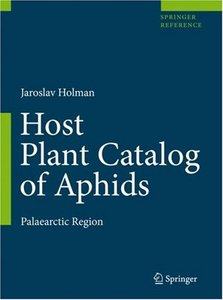 Host Plant Catalog of Aphids: Palaearctic Region free download
