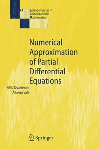 Numerical Approximation of Partial Differential Equations free download