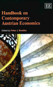 Handbook on Contemporary Austrian Economics free download