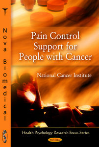 Pain Control Support for People With Cancer free download