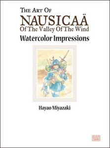 The Art of Nausicaa of the Valley of the Wind: A Film by Hayao Miyazaki free download