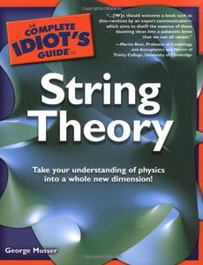 The Complete Idiot's Guide to String Theory free download