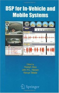 DSP for In-Vehicle and Mobile Systems free download