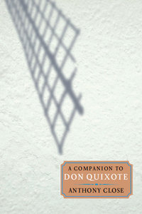A Companion to Don Quixote free download