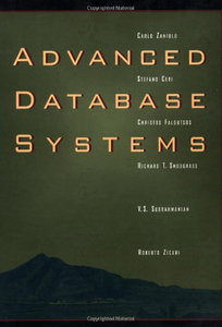 Advanced Database Systems (The Morgan Kaufmann Series in Data Management Systems) free download