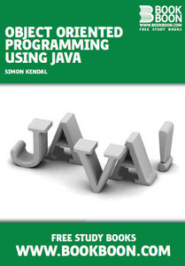 Object Oriented Programming using Java free download
