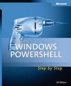 Microsoft Windows PowerShell Step By Step free download