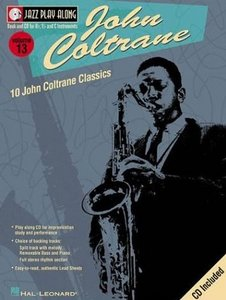 Jazz Play Along Vol. 13 - John Coltrane download dree