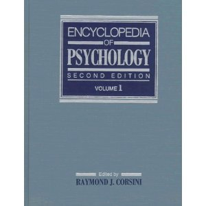 Encyclopedia of Psychology, 4-Volume Set (2nd Edition) free download