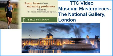 TTC Video - Museum Masterpieces - The National Gallery, London free download