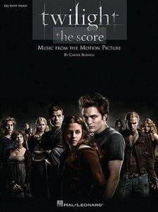 Twilight Music from the Motion Picture Score for Big-Note Piano download dree