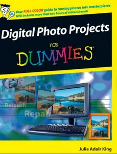 Digital Photo Projects For Dummies free download