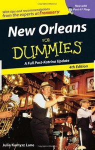 New Orleans For Dummies, 4 edit. free download