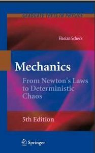 Mechanics: From Newton's Laws to Deterministic Chaos free download