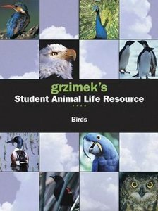 Birds - 5 Volume Set (Grzimek's Student Animal Life Resource) free download