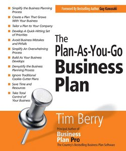 The Plan-as-You-Go Business Plan free download