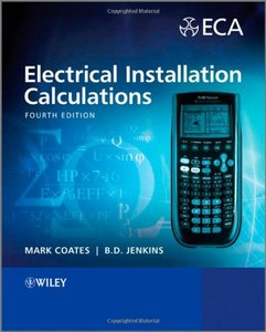 Electrical Installation Calculations, 4th Edition free download