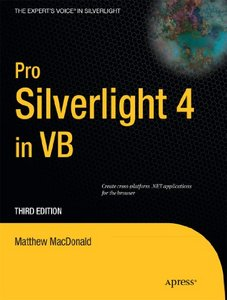 Pro Silverlight 4 in VB free download