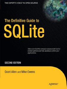 The Definitive Guide to SQLite free download
