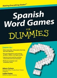 Spanish Word Games For Dum.mies free download
