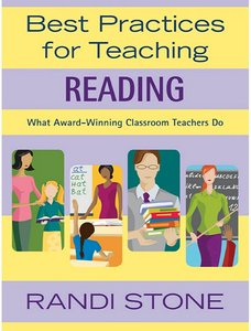 Best Practices for Teaching Reading: What Award-Winning Classroom Teachers Do free download